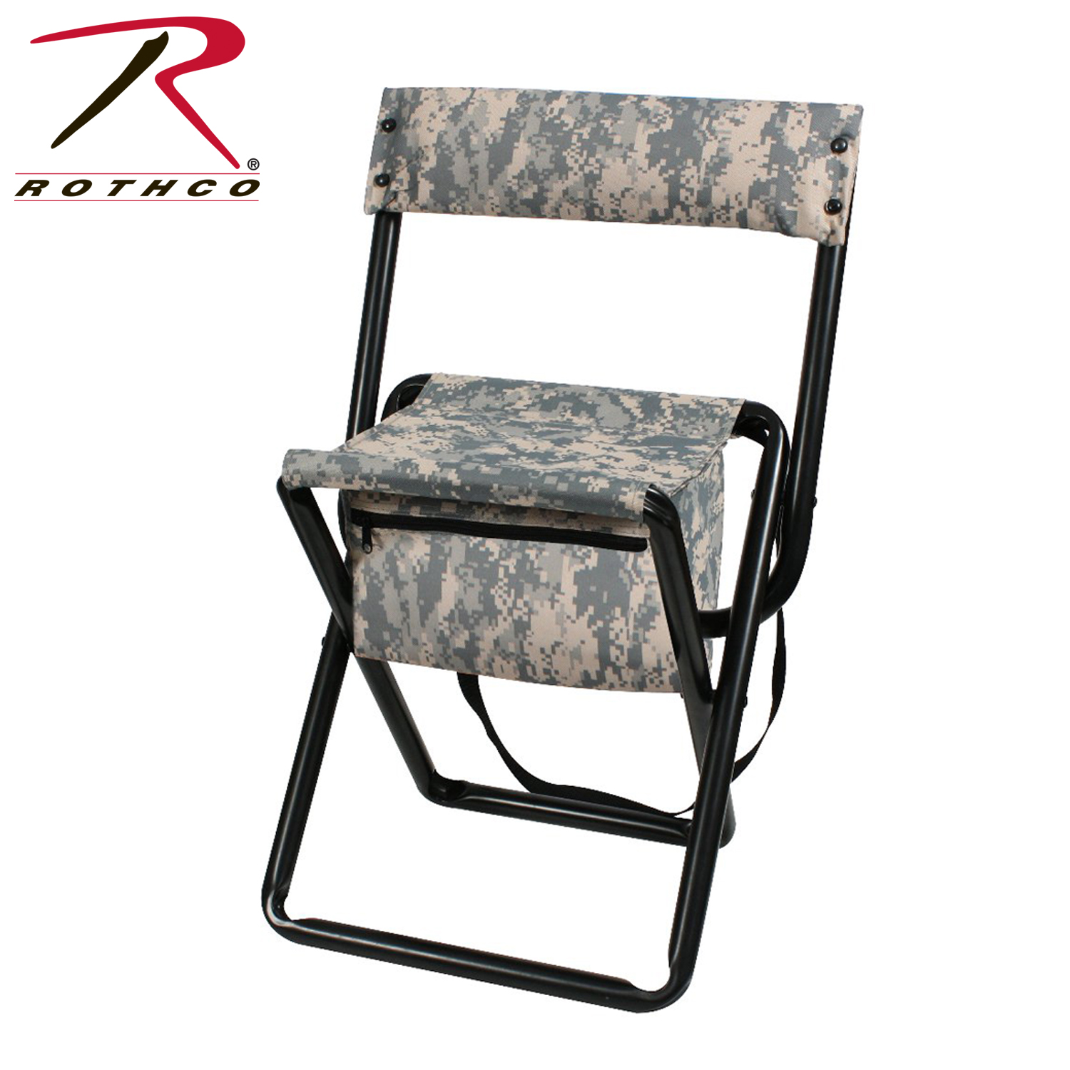 Camo Folding Chair Rothco Deluxe Camo Stool With Pouch Back