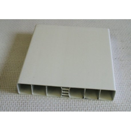 Lisse Pvc 160 X 28 Mm De 2m A 3m Rothe Shop Par Rothe Fermetures Pieces Detachees Destockage Profiles Portails Portillons