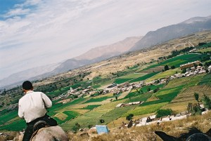 A tour on horseback to Sabandia, one of the outlying villages of Arequipa, is a bucolic delight