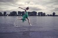Wasserläuferin