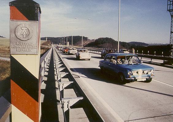 Fall der Mauer 1989