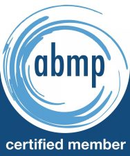 Certified ABMP member logo and link