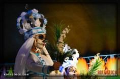 Grupo de Danza Nayare performs at Dia De Los Muertos - Shamanic Visions of the Huichol