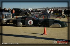 Driver: Mike Fitzmorris, Team McLeish Bros., 201.074 mph (new 200 MPH Club Member)