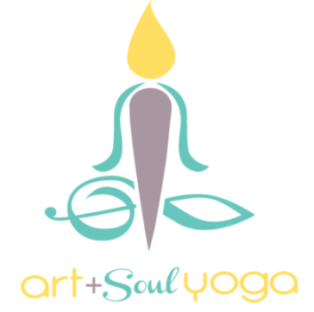 Art and Soul Yoga Studio Logo