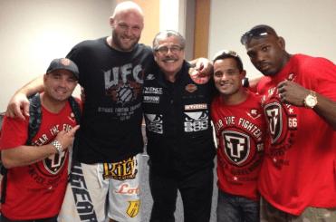 UFC 164 Thiago, Ben, Stitch, Luiz,Todd