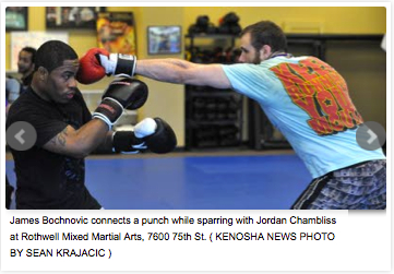 James Jordan Kenosha News
