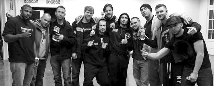MMA Team at WXCF 3