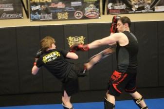 Kickboxing, Cody Jordan 3.2015