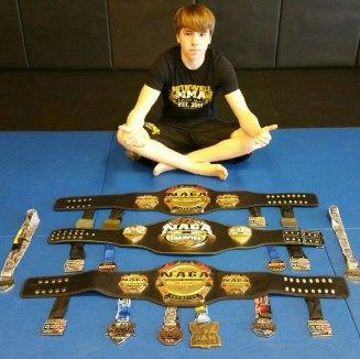 Cody 2017 medals