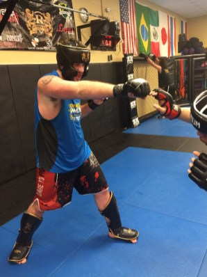 Anthony Sparring (1)