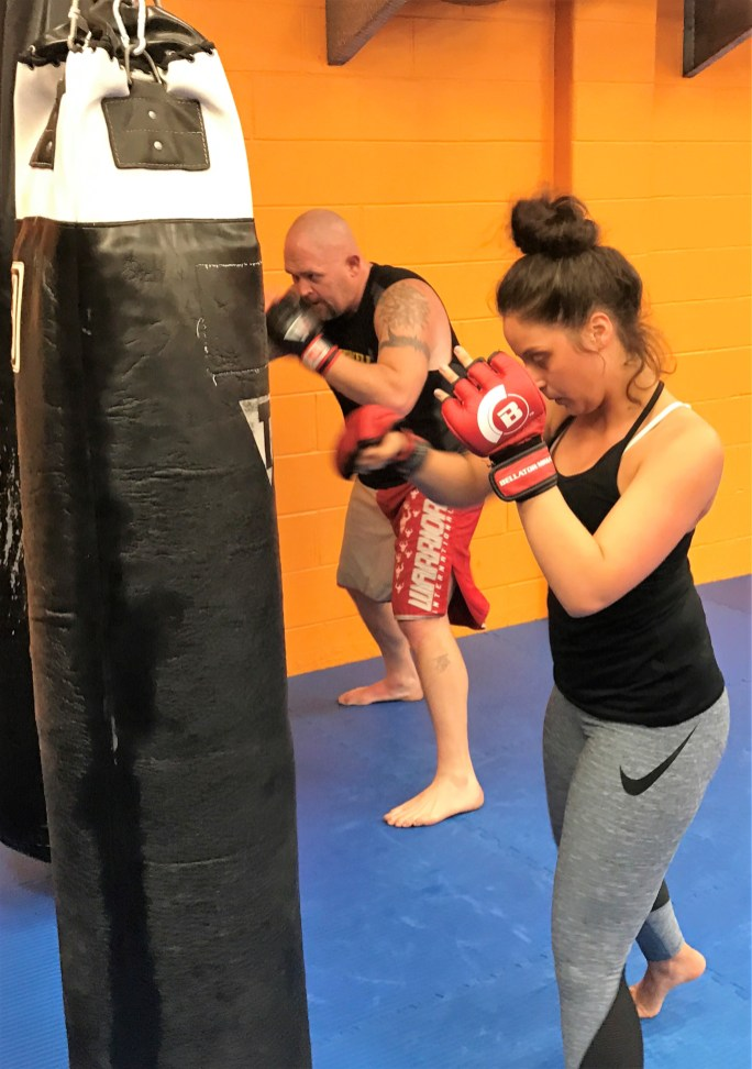 Beginner Kickboxing (2)