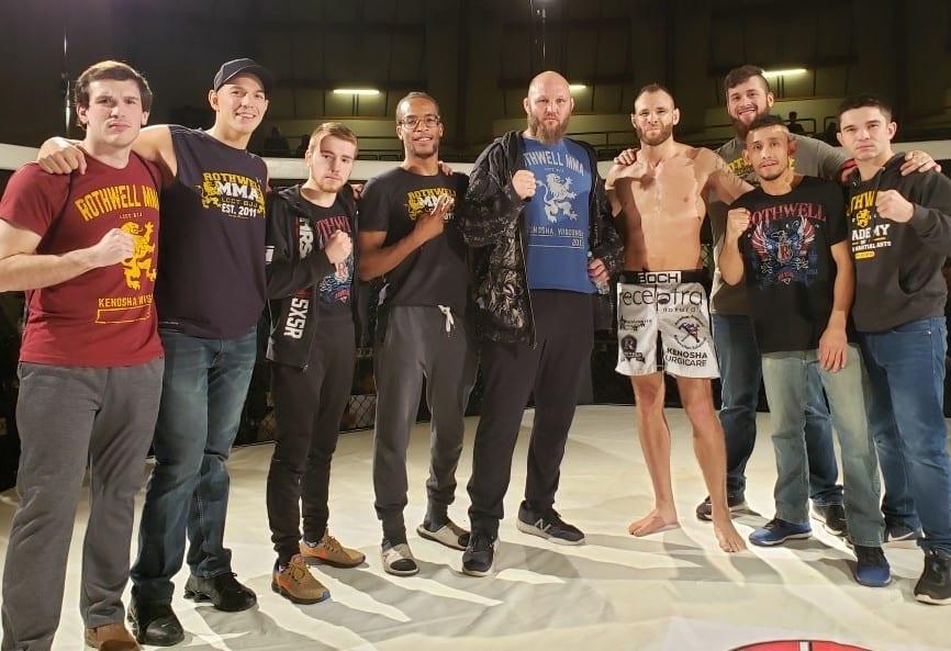 MMA team 11.2019