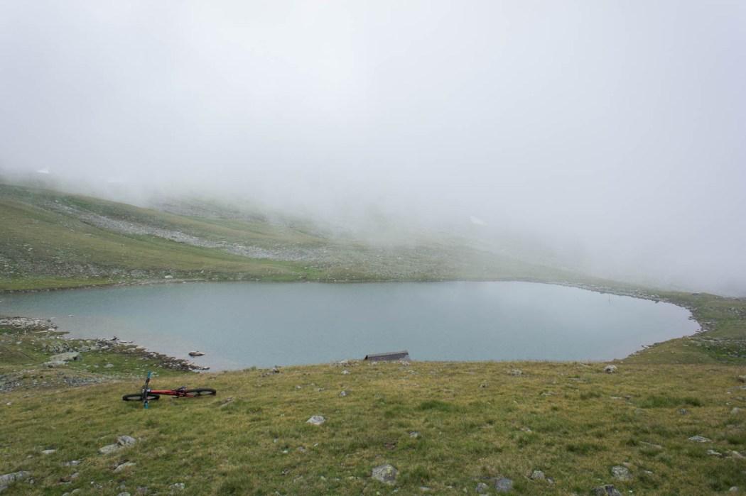 Grosse See von oben