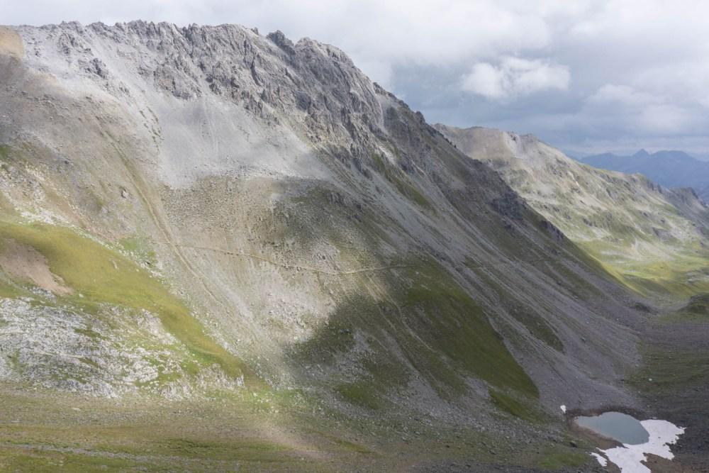 Genialer Trail zwischen Gredigs Fürggli und Älplisee