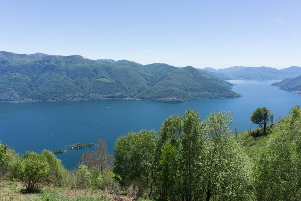 Lago Maggiore und Brissago-Inseln