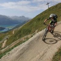 WM-Trail und Suvrettaloop