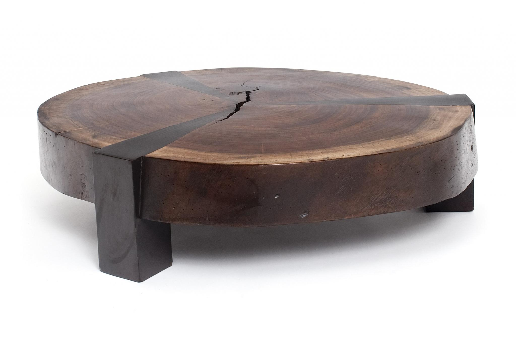 In Process: The Bolacha Star Coffee Table