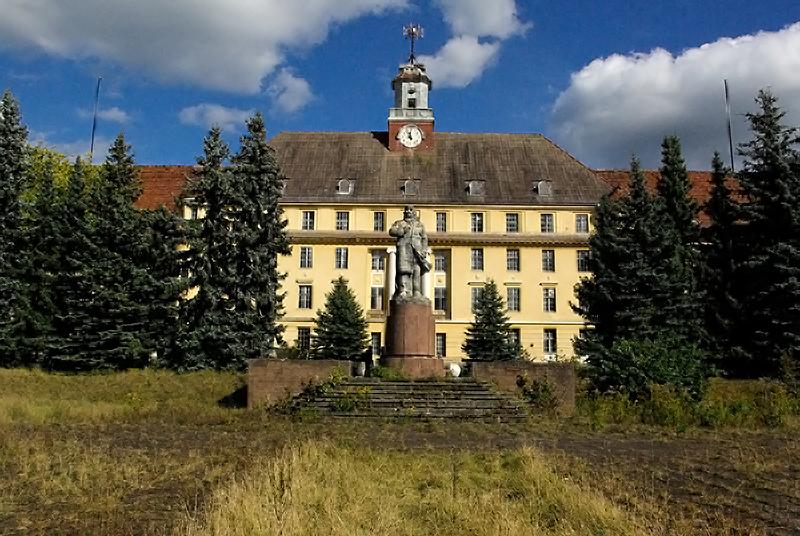 Tipp 005 Haus Der Offiziere Wünsdorf  Rottenplacesde