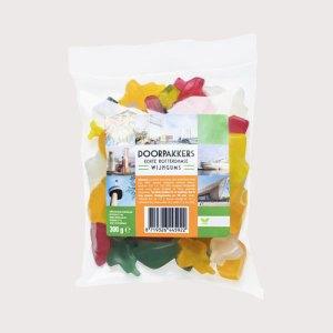 Rotterdamse Doorpakkers wijngums