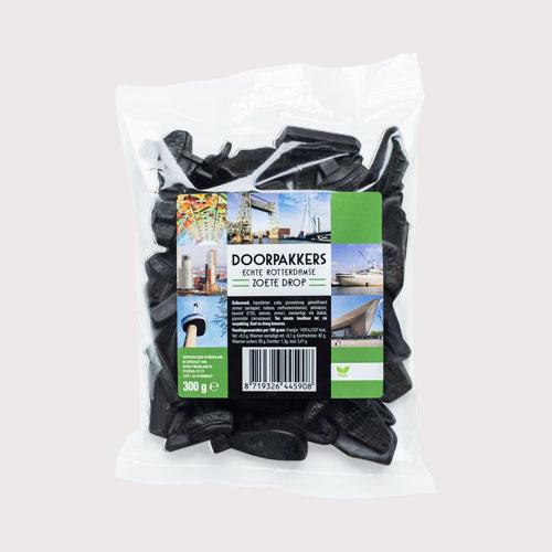 Rotterdamse Doorpakkers zoete drop