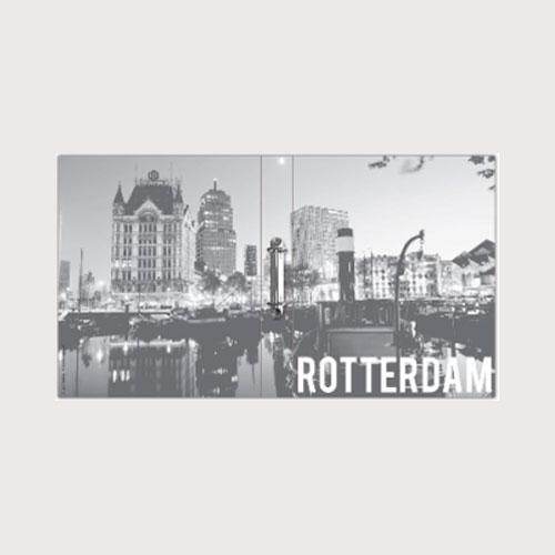 Rotterdamse Ringmap Binnenzijde