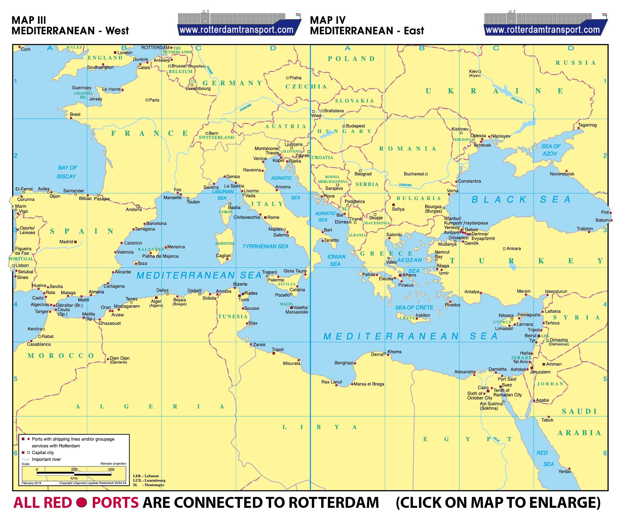 www world port maps