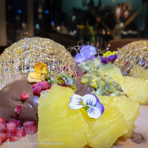Eetlokaal Het Witte Huis: Grand dessert