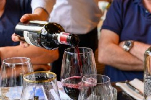 Mooie wijnen bij La Buvette