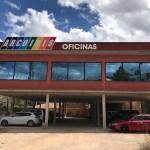 Fachada Oficinas Arcoiris