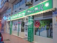 Fachada Centro Veterinario Eusgar