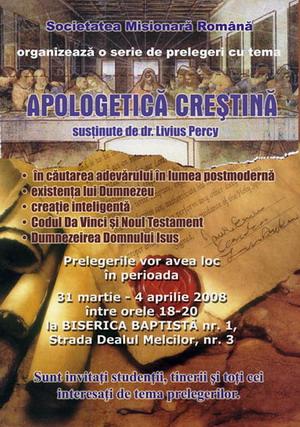 Conferinţă Percy300