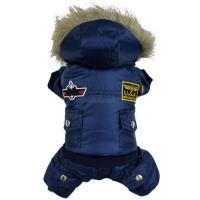 Winter Pet Dog Cat Hoodie Down Jacket Warm Puppy Coat