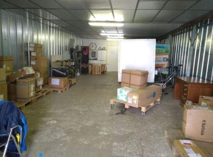 Zone de stockage Rouelibrenmaine