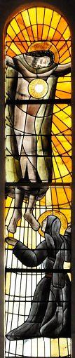basilique sacre coeur vitrail