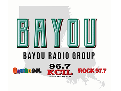 Bayou Radio Group – Media Sponsor