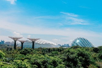 Gardens by the Bay - Singapour