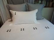 Bed- Duvet & Pillow, Volute