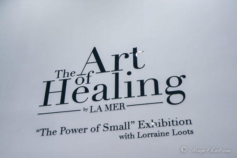 The Art of Healing by La Mer
