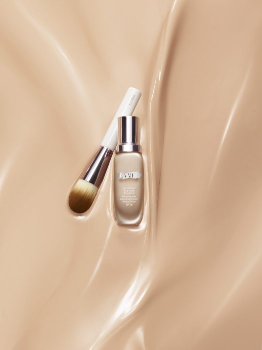 La Mer The Soft Fluid Foundation and The Foundation Brush