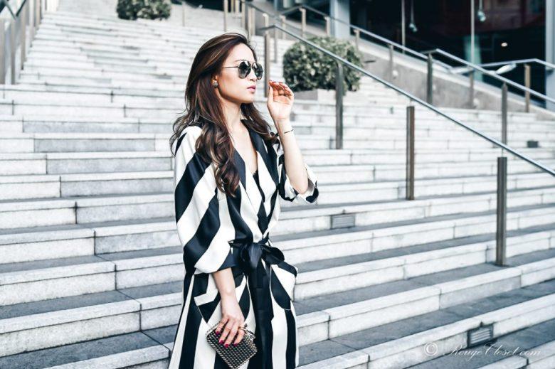 Sarah Lai The Thelma Kimono - Stunning wrap jacket