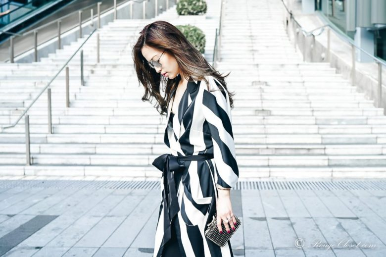 Sarah Lai The Thelma Kimono - Styling by Rouge Closet