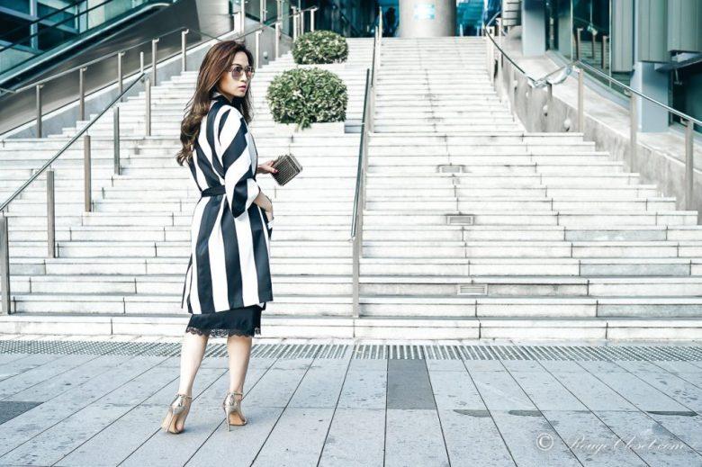 Sarah Lai The Thelma Kimono - Back