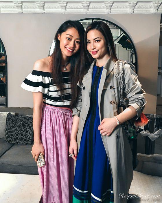 Pretty Vincci Yang and Ruby Kwan