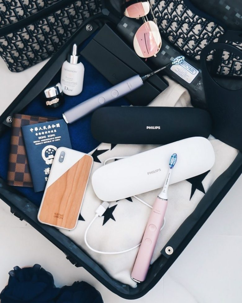 Travel packing essentials