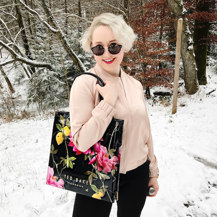 Fun & Colourful Winter Outfit