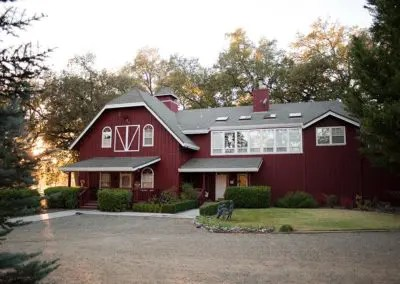 Rough & Ready Guest House and Vineyard Nevada County's Favorite Vineyard Wedding Venue