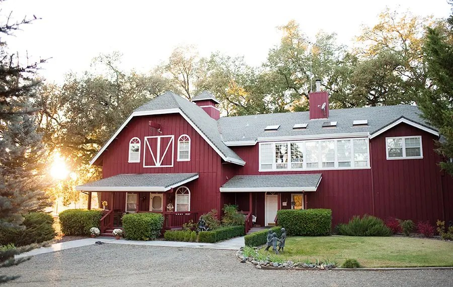 Rough and Ready Ranch Guesthouse, photo by Woman of Faith Photography