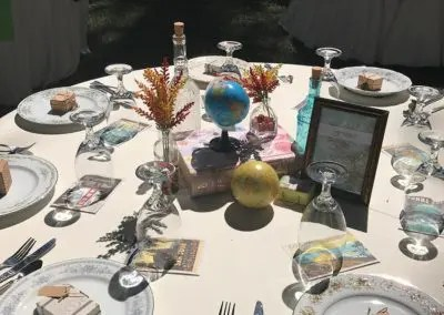 Gallery image of wedding venue ideas for your table settings