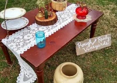 nature inspired wedding décor ideas
